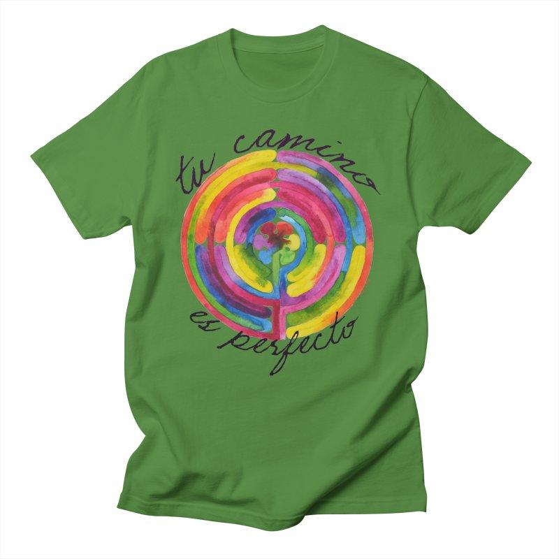 Camino Men's T-Shirt by Monera