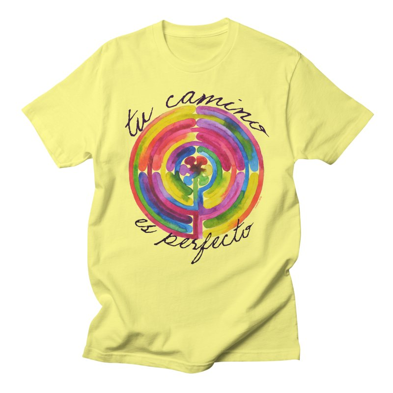 Camino Men's T-Shirt by Monera