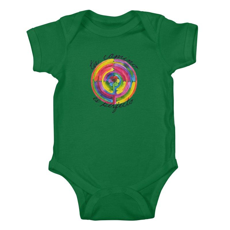 Camino Kids Baby Bodysuit by Monera
