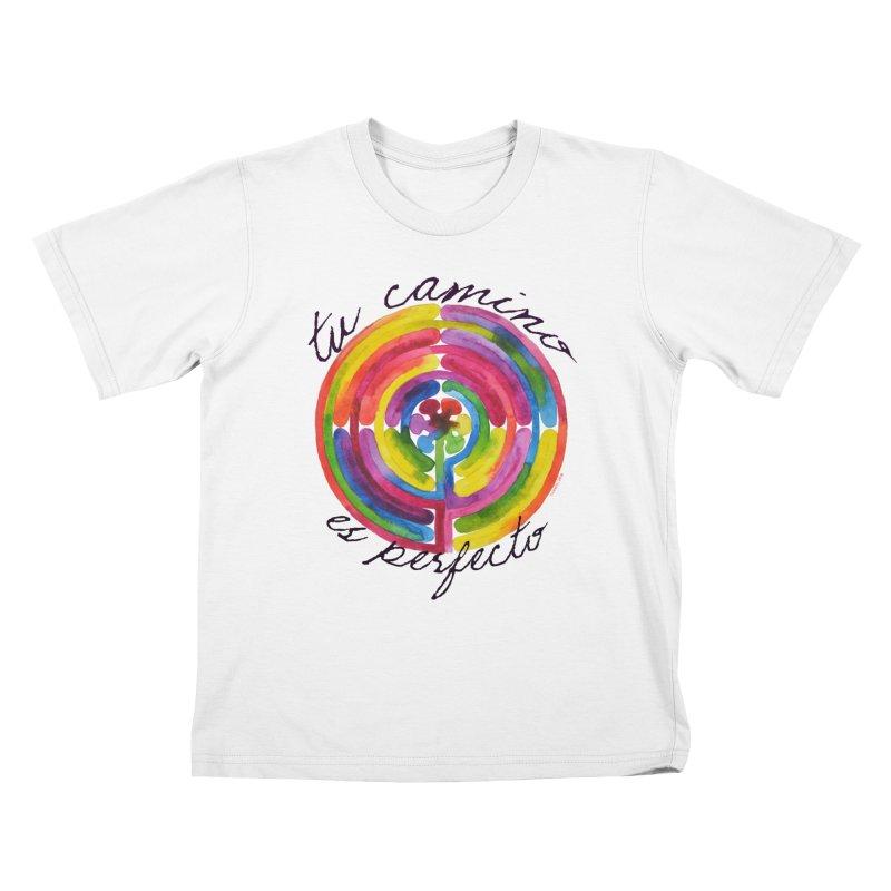 Camino Kids T-Shirt by Monera