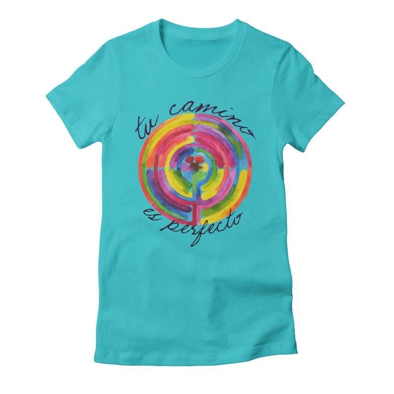 Camino Women's T-Shirt by Monera