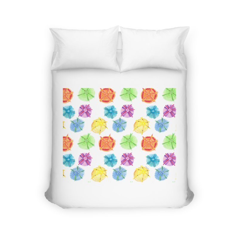 Charms Home Duvet by Monera