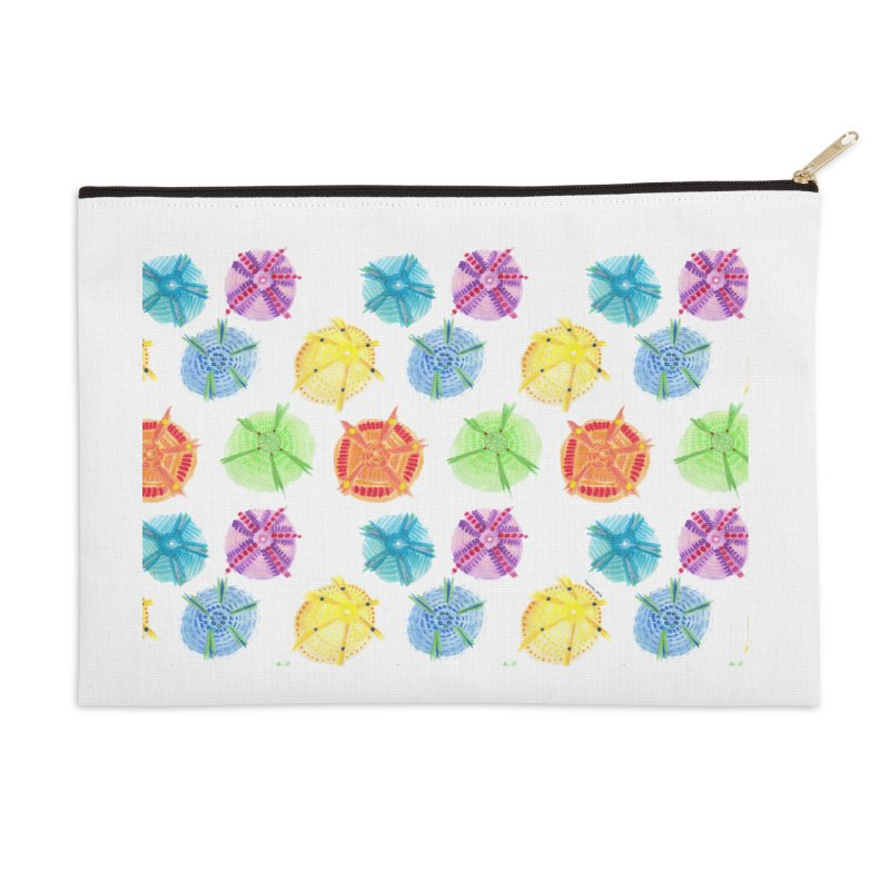 Charms Accessories Zip Pouch by Monera