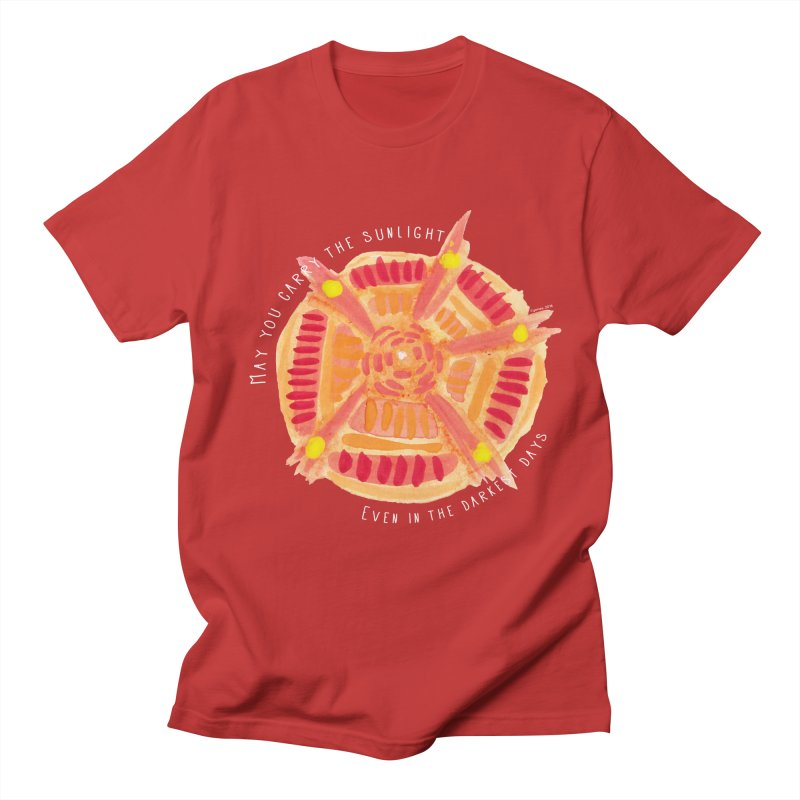 Sunlight Women's T-Shirt by Monera