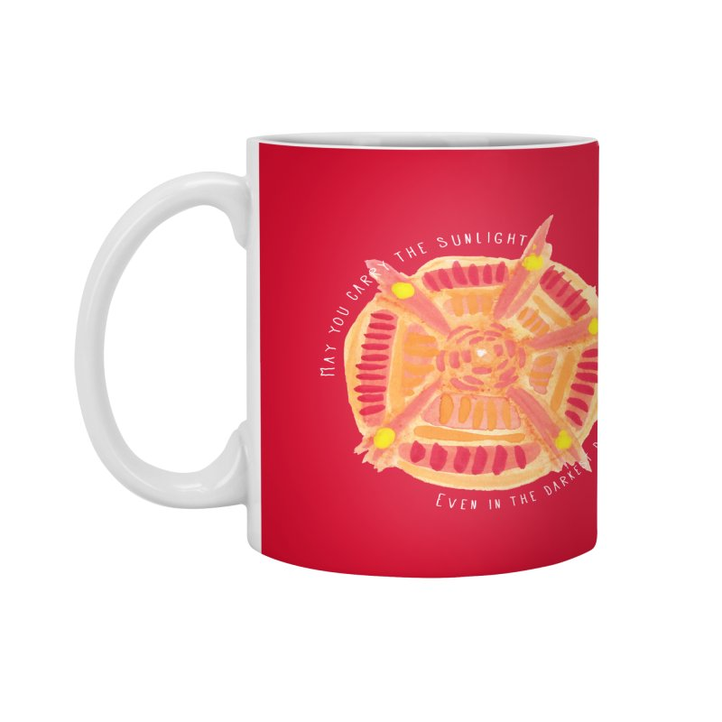 Sunlight Accessories Mug by Monera