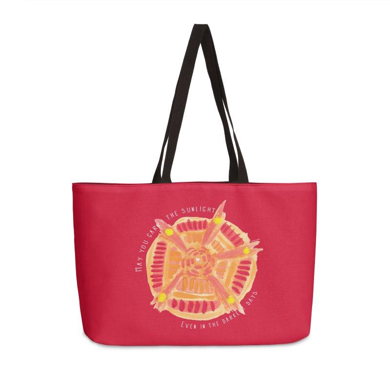 Sunlight Accessories Bag by Monera