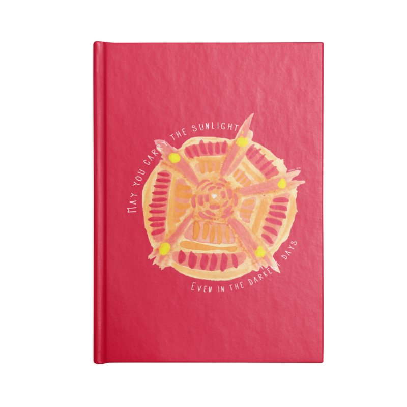 Sunlight Accessories Notebook by Monera