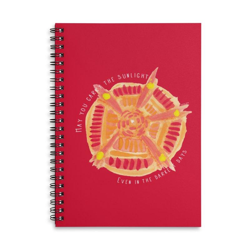 Sunlight Accessories Notebook by Monera
