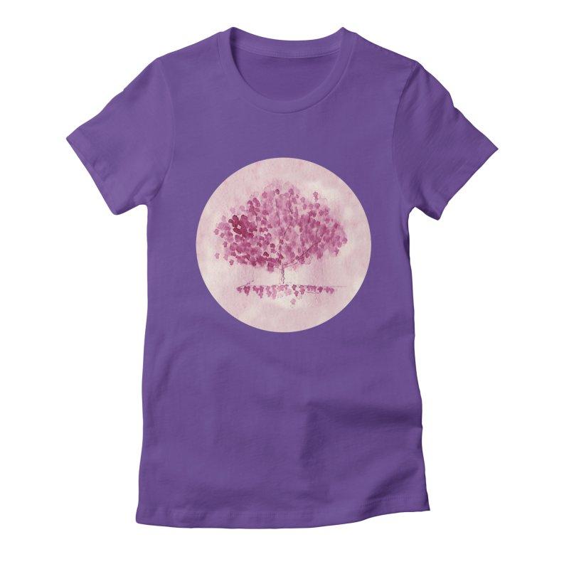 Sakura Women's T-Shirt by Monera