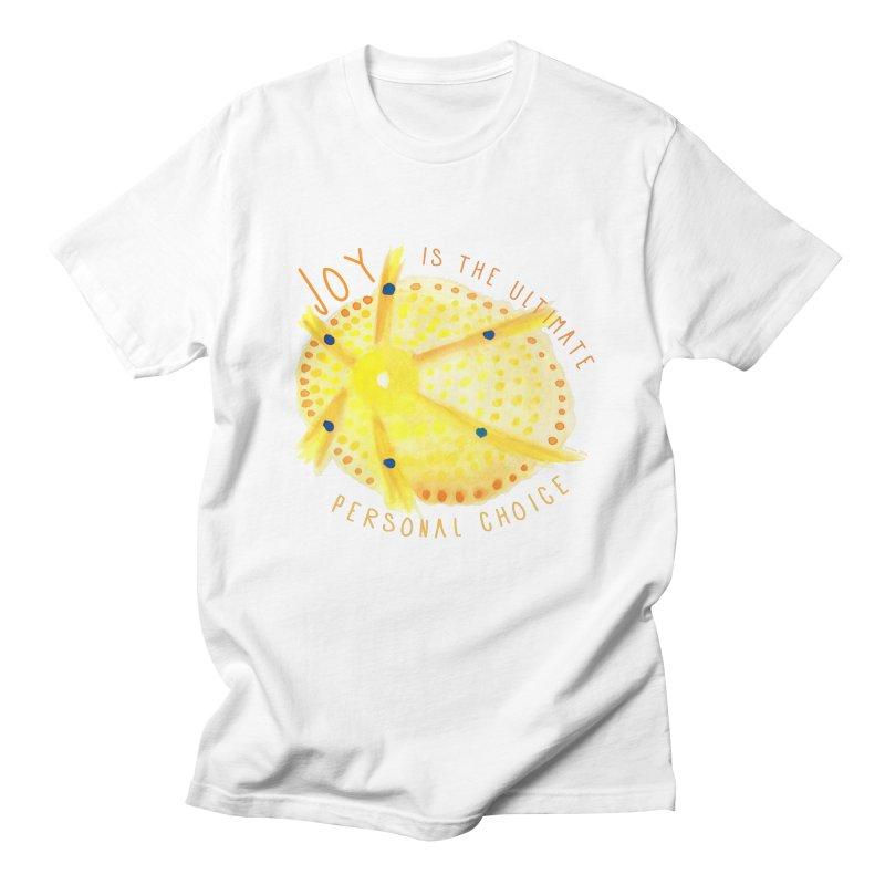 Joy Men's T-Shirt by Monera