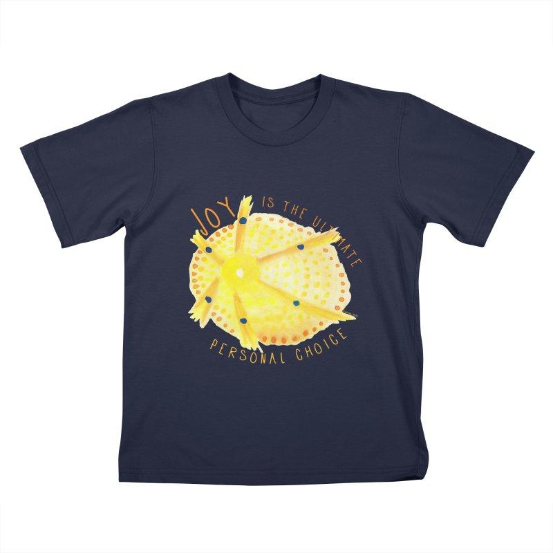 Joy Kids T-Shirt by Monera