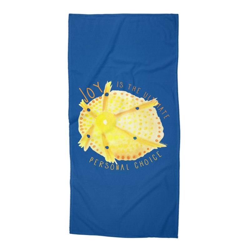 Joy Accessories Beach Towel by Monera