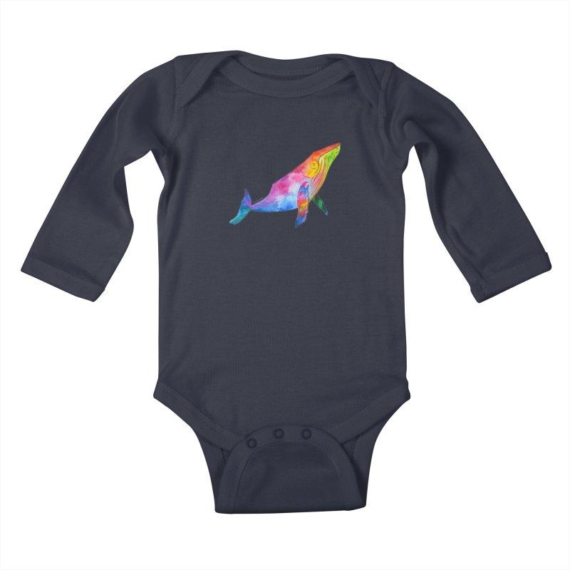 Wonder Kids Baby Longsleeve Bodysuit by Monera