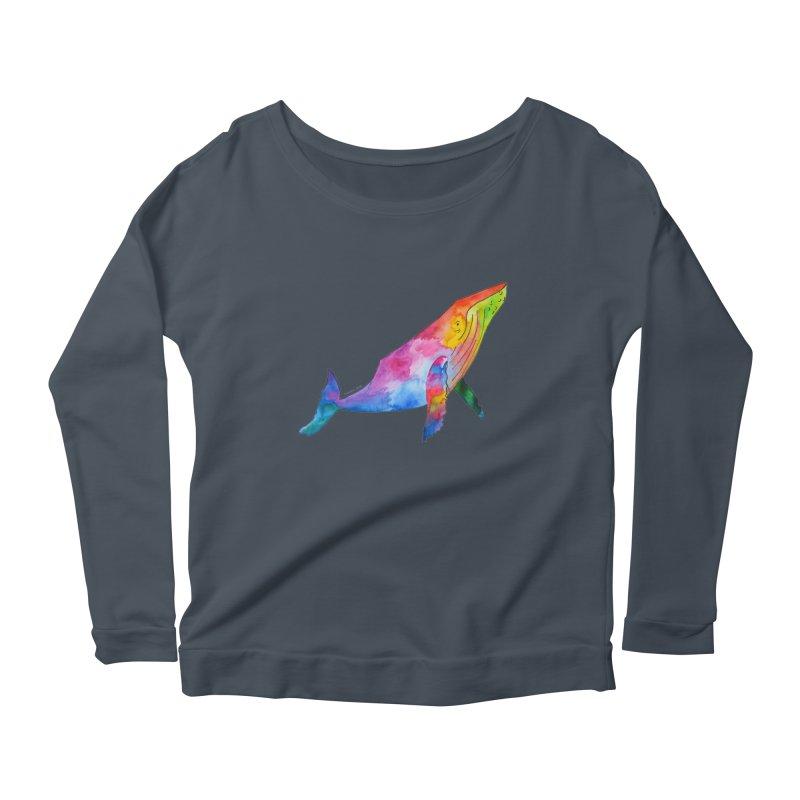 Wonder Women's Longsleeve T-Shirt by Monera