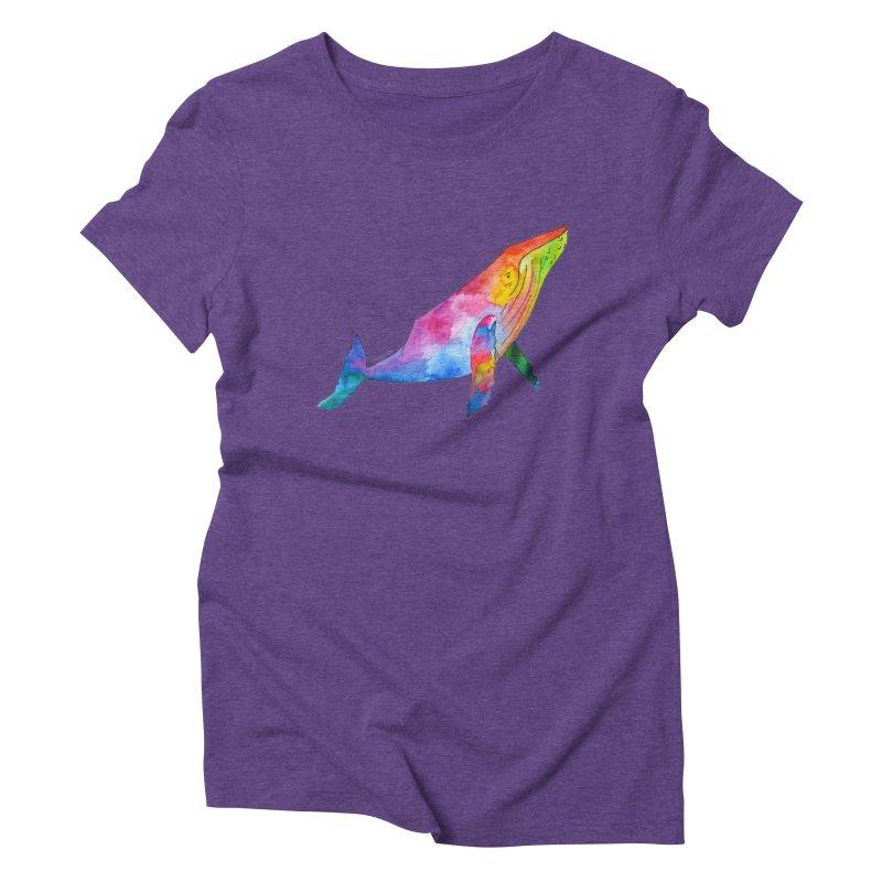 Wonder Women's T-Shirt by Monera