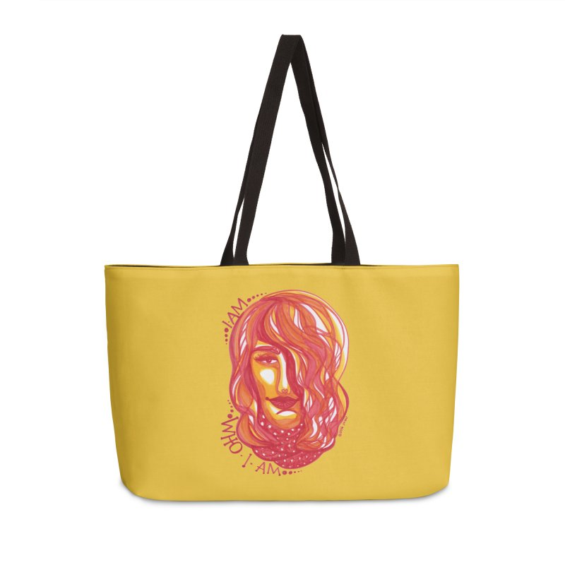 Who I am Accessories Bag by Monera