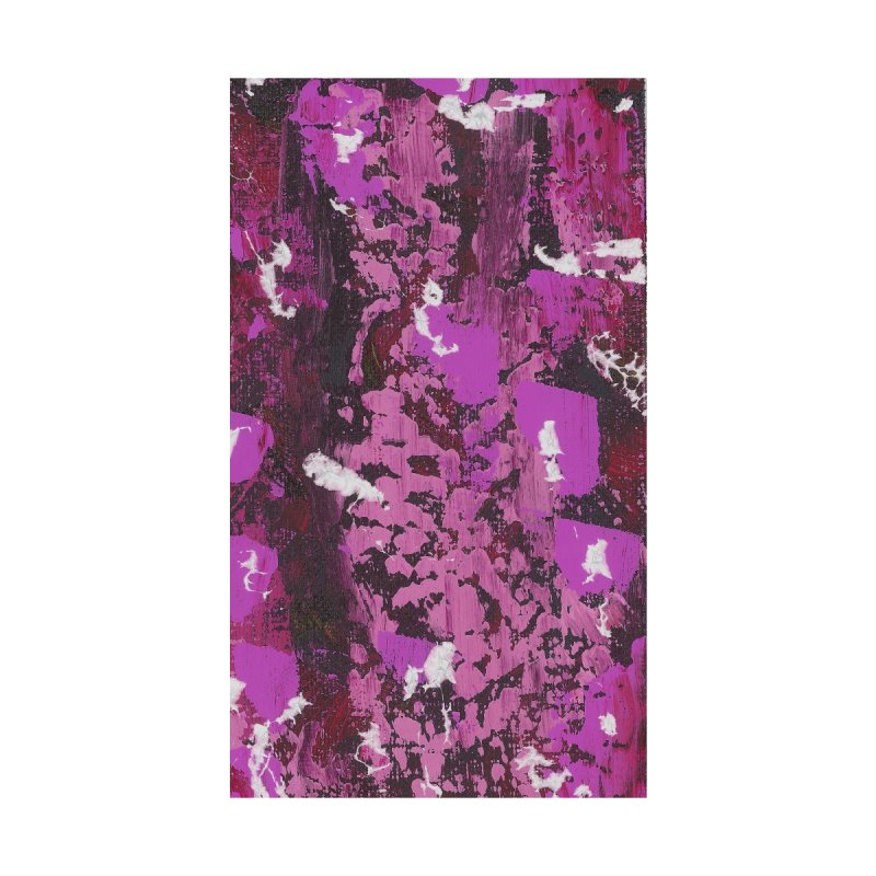 Snow Storm Pink by Monica Shriver's Artist Shop