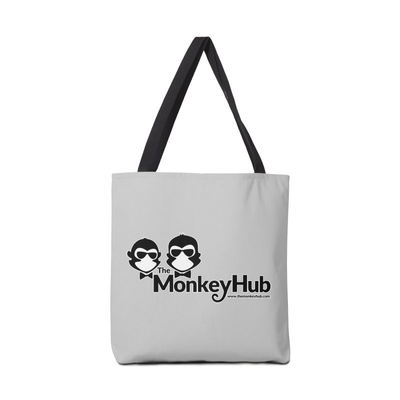 The MonkeyHub Accessories Bag by The m0nk3y Merchandise Store