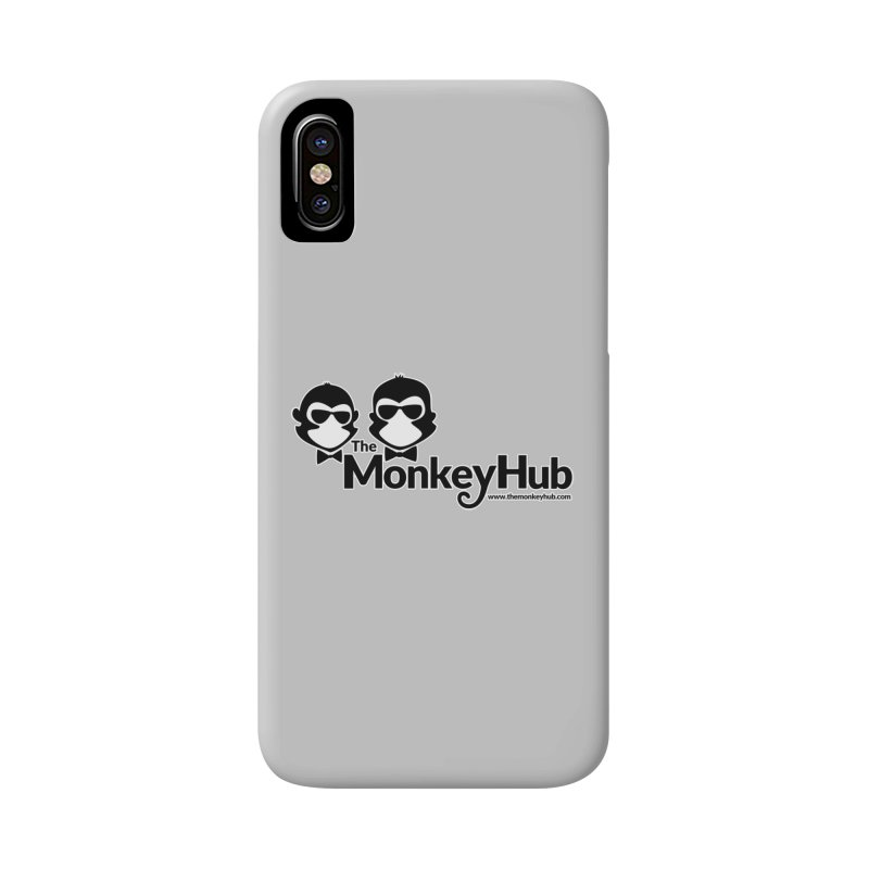 The MonkeyHub Accessories Phone Case by The m0nk3y Merchandise Store
