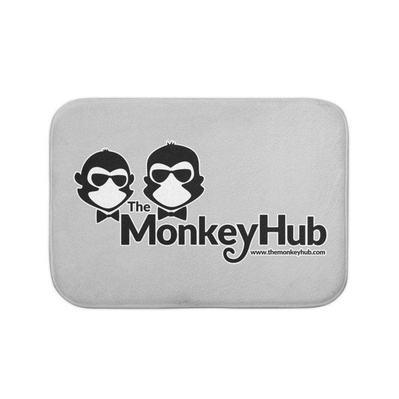 The MonkeyHub Home Bath Mat by The m0nk3y Merchandise Store