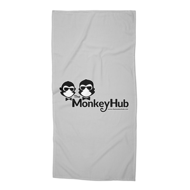 The MonkeyHub Accessories Beach Towel by The m0nk3y Merchandise Store