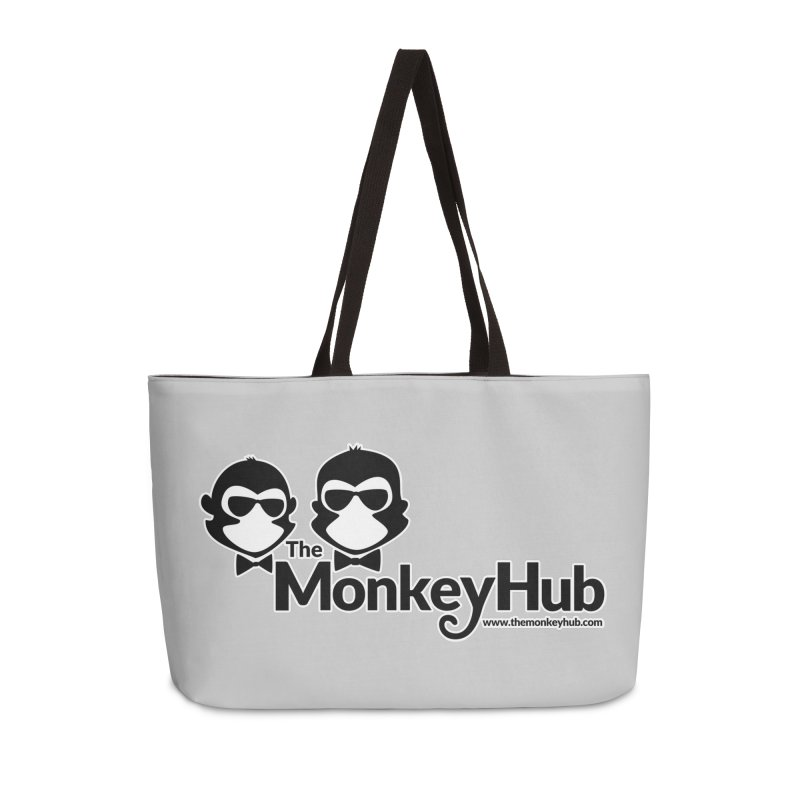 The MonkeyHub Accessories Weekender Bag Bag by The m0nk3y Merchandise Store