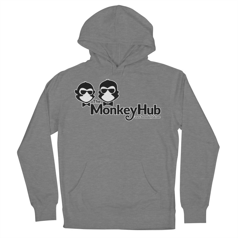 The MonkeyHub Women's Pullover Hoody by The m0nk3y Merchandise Store