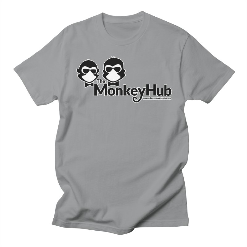 The MonkeyHub Men's Regular T-Shirt by The m0nk3y Merchandise Store