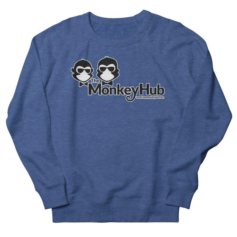 The MonkeyHub Men's Sweatshirt by The m0nk3y Merchandise Store