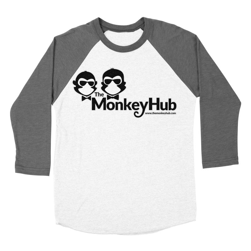 The MonkeyHub Women's Longsleeve T-Shirt by The m0nk3y Merchandise Store