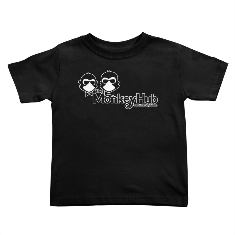 The MonkeyHub Kids Toddler T-Shirt by The m0nk3y Merchandise Store