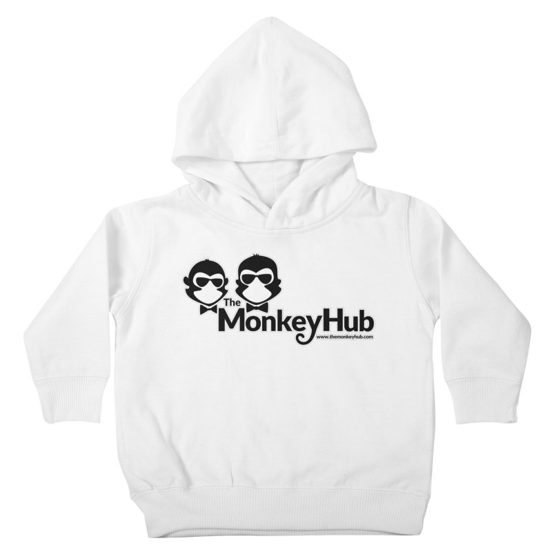 The MonkeyHub Kids Toddler Pullover Hoody by The m0nk3y Merchandise Store