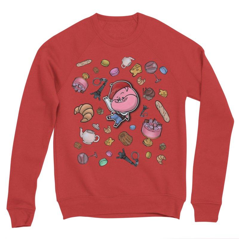 PIG Tails - FRANCE Women's Sweatshirt by MonkkeyBiz Artist Shop
