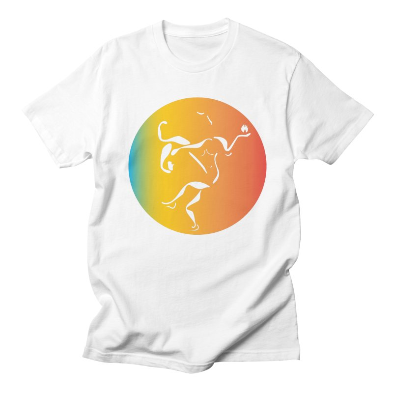 Lord of Dance Men's Regular T-Shirt by Moon Jewel