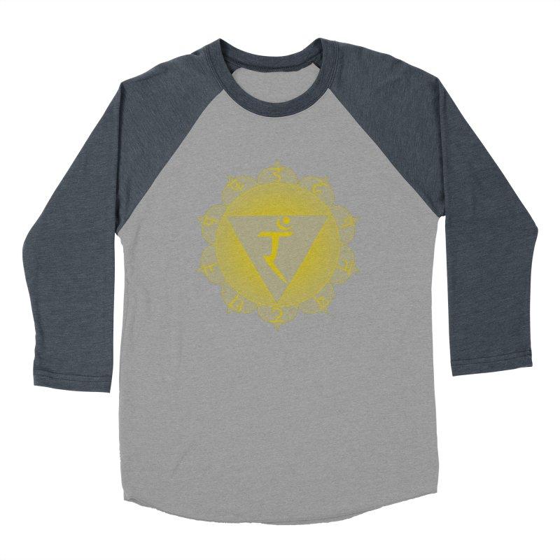 Manipura: Solar Chakra Men's Longsleeve T-Shirt by Moon Jewel