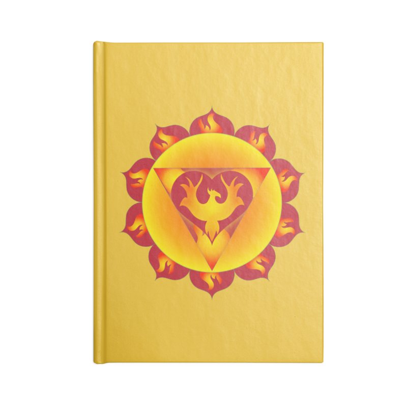 Alchemy of Love Accessories Lined Journal Notebook by Moon Jewel