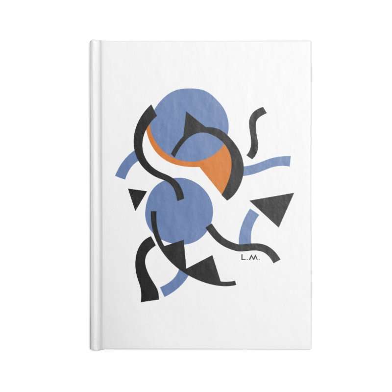 Party Accessories Notebook by Moroz's Artist Shop