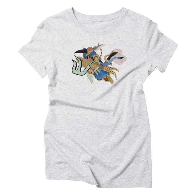 Blossom Women's T-Shirt by Moroz's Artist Shop