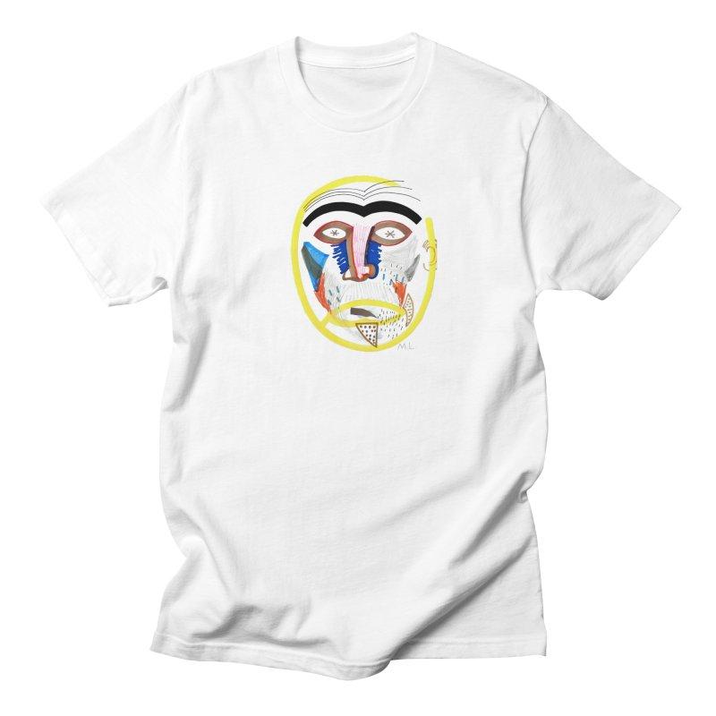 Georgian Men's T-Shirt by Moroz's Artist Shop