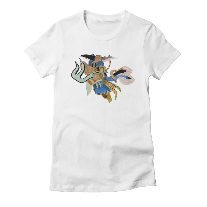 Blossom(female models) Women's T-Shirt by Moroz's Artist Shop