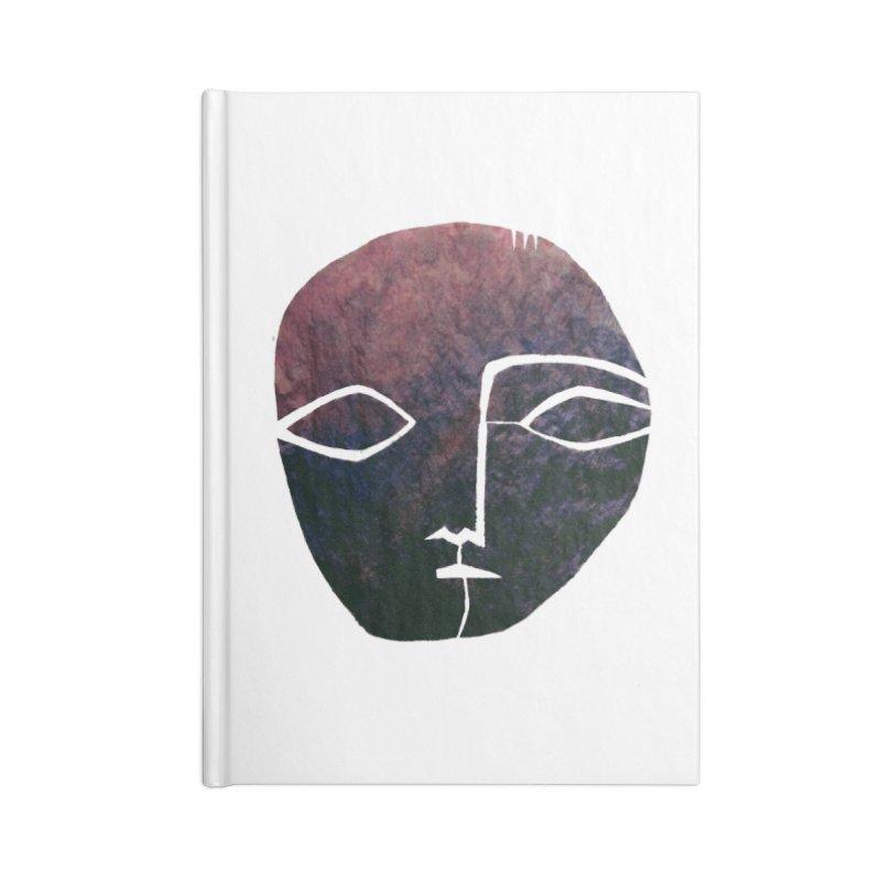 Awake Accessories Notebook by Moroz's Artist Shop