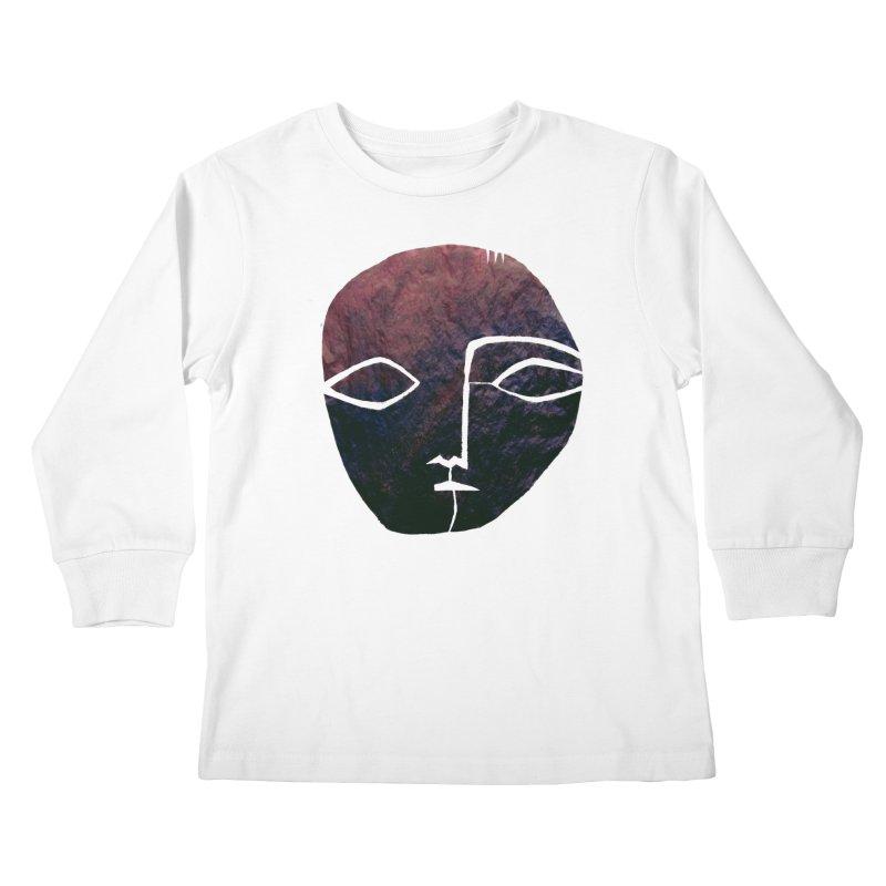 Awake Kids Longsleeve T-Shirt by Moroz's Artist Shop
