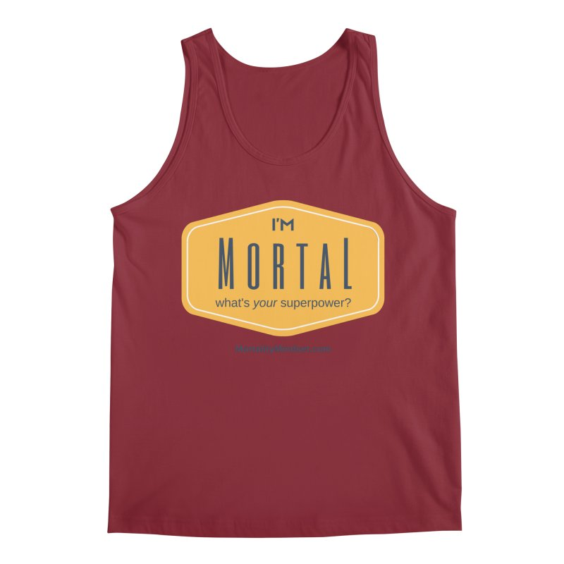 Men's None by The MortalityMindset Shop