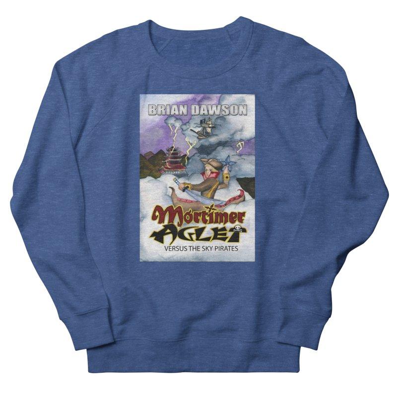 MORTIMER AGLET Men's Sweatshirt by MortimerAglet's Artist Shop