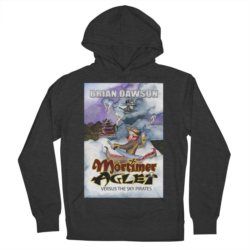 MORTIMER AGLET Men's Pullover Hoody by MortimerAglet's Artist Shop