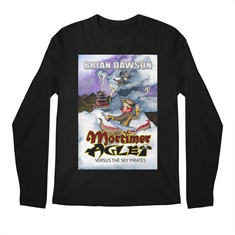 MORTIMER AGLET Men's Regular Longsleeve T-Shirt by MortimerAglet's Artist Shop