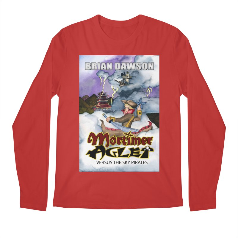 MORTIMER AGLET Men's Longsleeve T-Shirt by MortimerAglet's Artist Shop