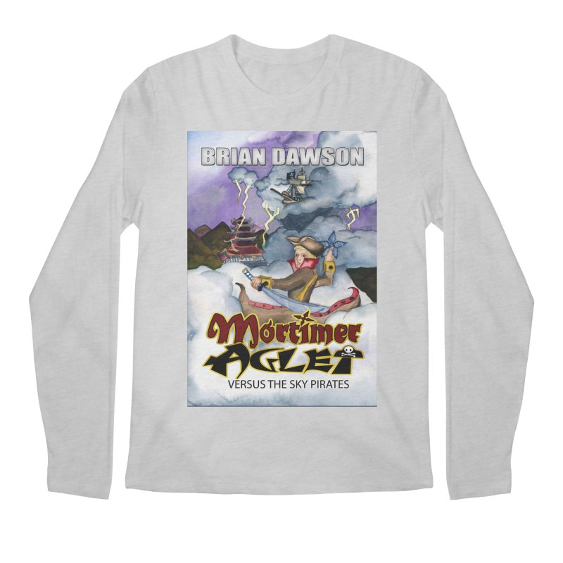 MORTIMER AGLET Men's Regular Longsleeve T-Shirt by MortimerAglet's Artist Shop