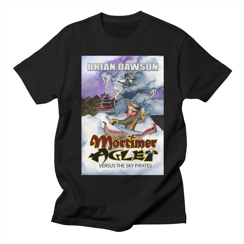 MORTIMER AGLET Men's Regular T-Shirt by MortimerAglet's Artist Shop