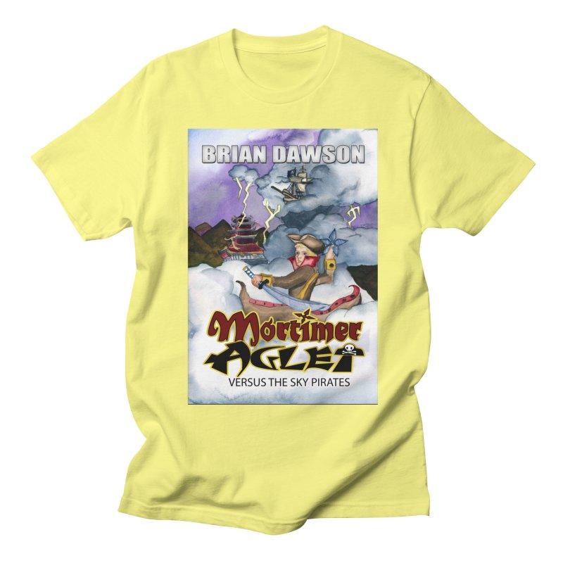 MORTIMER AGLET Men's Regular T-Shirt by MortimerAglet's Artist Shop